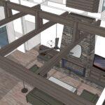 Tetherow Lot 171 – Rendering 011