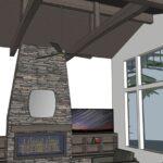 Tetherow Lot 171 – Rendering 012