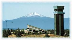 Redmond Oregon Airport