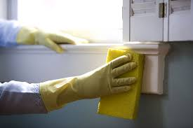 Cleaning a home before putting it on the market can be drudgery.
